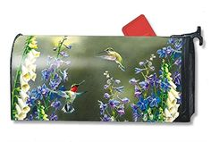 Mailbox Covers  MailWraps Hummingbird Garden Mailbox Cover 01294 Outdoor Living * This is an Amazon Associate's Pin. Locate the item on the website simply by clicking the image.