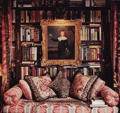 BOISERIE & C.: Wunderkammer la libreria delle meraviglie