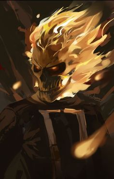 Ghost Rider Origin Story featured in Agents of SHIELD