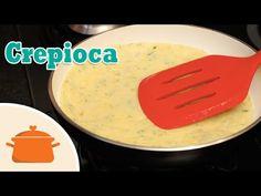 Neste vídeo eu ensino Como fazer Crepioca. A receita de Crepioca nada mais é do que uma mistura de crepe com tapioca. É uma receita sem glúten que sustenta, ...