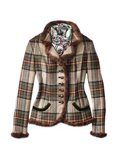 annie plaid jacket - best sellers - women - Gorsuch