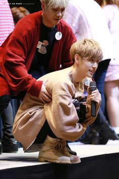 160325 Yeouido Fansign - Markson