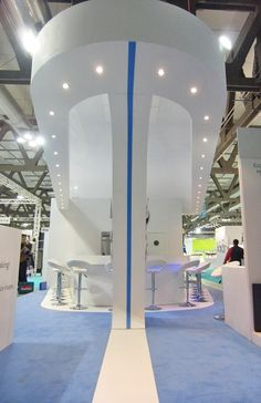 Exhibition stand design Host