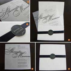Convite Casamento | Wedding invitation