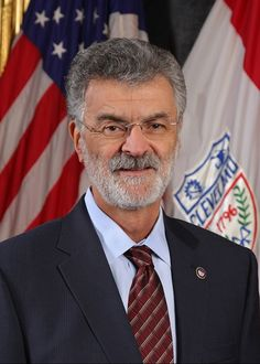 Image result for Cleveland Mayor Frank Jackson announces he will seek fourth term getty