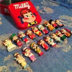 peko-chan toys