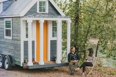 These tiny house kits make it possible for any able-bodied adult to build an affordable little home.