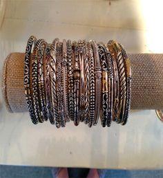 STRETCHY BRACELETS – bellaPerlina Jewelry