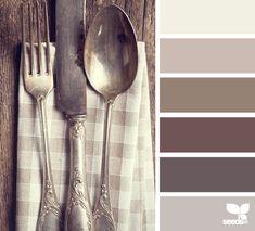 design seeds: rustic tones My bedroom Design Seeds, Colour Pallete, Colour Schemes, Taupe Colour, Color Palettes, Color Composition, Colores Ral, In Loco, Paint Schemes