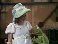 """The Muppet Show -- Gilda Radner doing excerpts from """"Pirates of Penzance"""".  It's so goofy, you have to love it."""