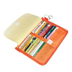 MiniInTheBox = Card multifunções Bag (40 Cartas Capacidade cor aleatória) – USD $ 2.69