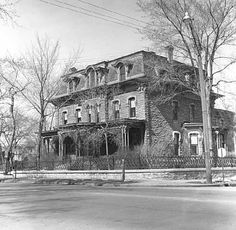 The Ramsey House, at 265 South Exchange Street, St. Paul