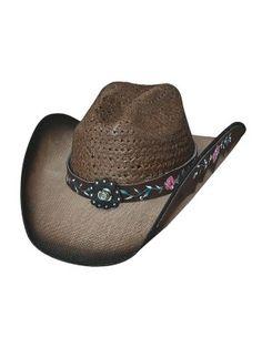 Bullhide Enchanted - Straw Cowgirl Hat