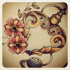 42 Best Perfume Tattoo Designs images   Bottle tattoo