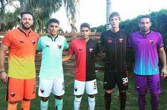 Burrda CA Colón 2017 Kits Released - Footy Headlines