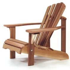 Children's Adriondack Chair from All Thinsg Cedar. So cute, so comfy.
