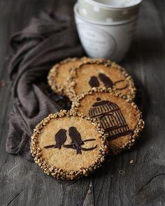 My Happy Dish: Peanut Butter & Chocolate Galletas from La Receta de la Felicidad @Sandeea Cocina