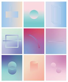 #ColorGradientProject on Behance