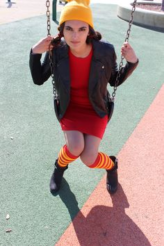 Spinelli Costume from the show Recess.