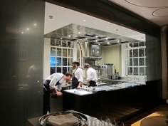 Kitchen at Viajante, London (103_4780) by ricard67, via Flickr
