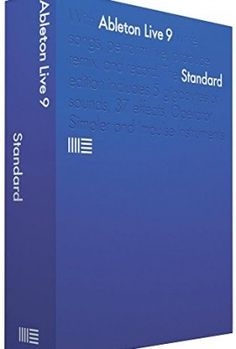 Ableton-Live-9-Standard-Ableton-Live-9-Standard-Multi-Track-Audio-Recording-with-Sound-Library-0