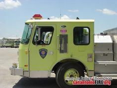 San Antonio Fire Department Emergency One Engines