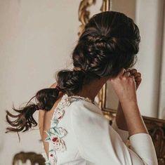 Dream Hair, Braided Hairstyles, Pretty Hairstyles, Her Hair, Bird Nest Hair, Hair Inspo, Hair Inspiration, Good Hair Day, Alexander Of Macedon