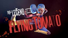 Legend of the Flying Tomato. Once a victim of bullying, Frida finds a hero in the legendary luchador El Pirana. However she finds herself at...