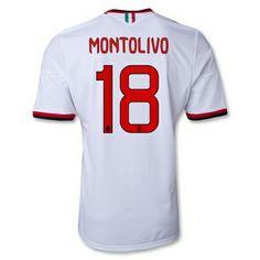 camisetas Montolivo ac milan 2014 segunda equipacion http://www.camisetascopadomundo2014.com/