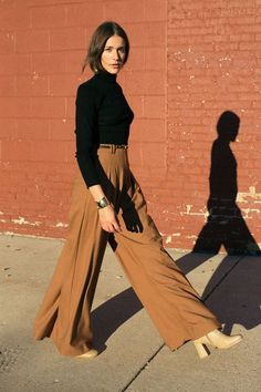 Bona Drag is an online boutique showcasing a thoughtfully curated collection of extraordinary, timeless fashion. Look Fashion, Fashion Outfits, Womens Fashion, Fashion Design, Earthy Fashion, Classy Outfits, Fall Outfits, Earthy Outfits, Plazzo Pants