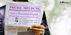 Pressemeldung | Active Placement Digital: Eine Investition die sich schnell rechnet: Helfen Sie Mitarbeitern einen neuen Job zu finden! Best Practice, Neuer Job, Motivation, Manager, Digital, Books, Career Counseling, Young Professional, Resume Cv