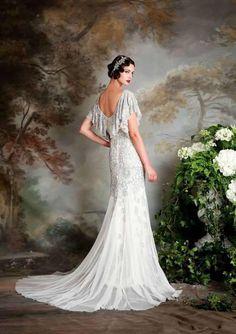 Фотогалерея. Вдохновляющая коллекция свадебных платьев в винтажном стиле от Eliza Jane Howell