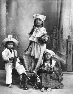 Niños, Romualdo Garcia