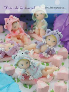 Souvenirs Bebés - Porcelana Fría