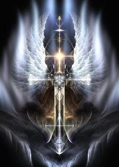 @solitalo Amada Espada Azul del Arcángel Miguel: Corta y Libera (X9) Toda fuerza siniestra, engaño, desorden, oscuridad, retraso, limitación económica y mental aquí, ahora y siempre. Amado Círculo ...