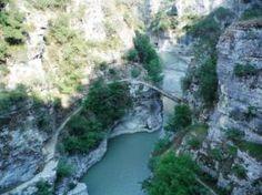 Kanioni i Gërdecit, tepër i vizitueshëm nga aventurierët e sporteve ekstreme