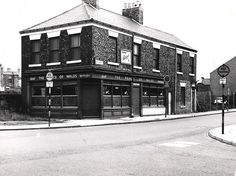 The Prince of Wales Byron Street Shieldfield 1966 by Newcastle Libraries
