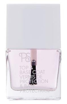 Primark - Esmalte de uñas base y brillo
