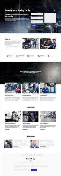 AutoService is clean and modern design 6in1 responsive #WordPress theme for #Car Mechanics, #Auto Repairs and Car #Workshops websites download now➩ https://themeforest.net/item/autoservice-car-mechanics-auto-repairs-and-car-workshops-wordpress-theme/19402471?ref=Datasata