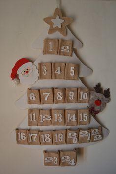Benvenuto dicembre! E ora inizia il conto alla rovescia..buona Avvento a tutti! #Natale #Christmas #gliantichimestieri