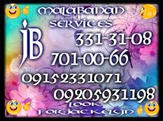 MALABANAN SIPHONING SEPTIC TANK SERVICES TELL#:(02)701-00-66 /(02)331-31-08 CELL#:09152331071 /099983154013 /09205931198  OPEN 24/7 A WEEK BETTER SERVICES ANYTIME,ANYPLACE AFFORDABLE PRIZE AND RELIABLE  LOOK FOR:JAYSON BENALDO  MALABANAN SERVICES OFFERED: *SIPHONING OF SEPTIC TANK *DEC-LOGGING/CLEAR UP CLOOGGED PIPELINES *REMOVE GARBAGE INSIDE SEPTIC TANK VAULT *DRAIN/INSTALL INLET OR OUTLET PIPES *LOCATE/OPEN SEPTIC VAULT SIPHONING SERVICES OFFERED: *CLEAN THROUGH SEPTIC VAULT OR SEPTIC