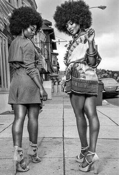 43fcf9be325d29bed527f4dc2e50506b--girl-gang-black-women.jpg (394×582)