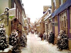 Quebec City, Quebec