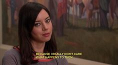 """The 20 Most Relatable April Ludgate Quotes From """"Parks And Recreation"""""""