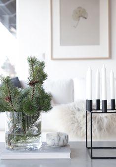 Living room_christmas, Stylizimo House