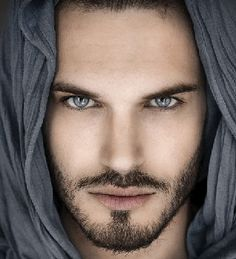 Who Has the Most Beautiful Eyes? ~Gilles C. Paris