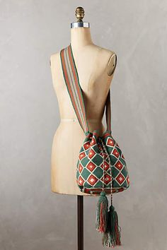 Diamondweave Bucket Bag - anthropologie.com