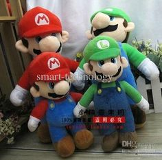 2Super Mario Bros. Stand MARIO Movies & TV & Cartoon & Video   Buy Wholesale On Line Direct from China