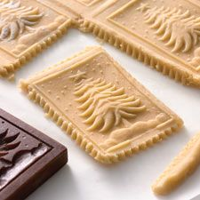Springerle Shortbread – an easier recipe for these traditional German Christmas cookies.