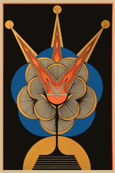 lexicon magazine - Theosophical images from Europe, 1930's.